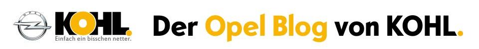 Wir leben Autos: Der Blog von Opel KOHL in Aachen.
