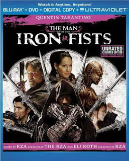 The Man with the Iron Fists (2012) UNRATED BRRip 675MB MKV