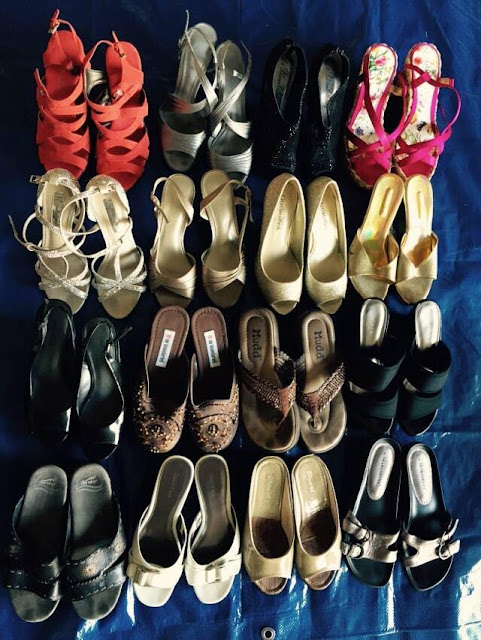 How to arrange your shoes, create a shoe rack, shoe management, shoe storage