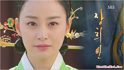 Phim Tình sử Jang Ok Jung 2013