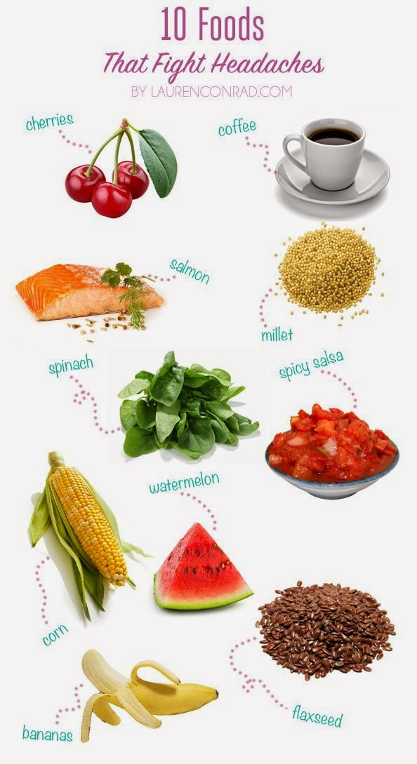 http://laurenconrad.com/blog/2013/06/tuesday-ten-foods-that-fight-headaches-health-tips-lauren-conrad-june-2013/