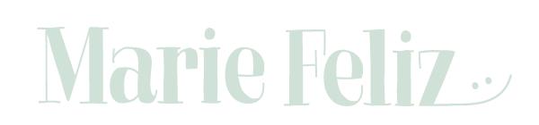 Blog Marie Feliz