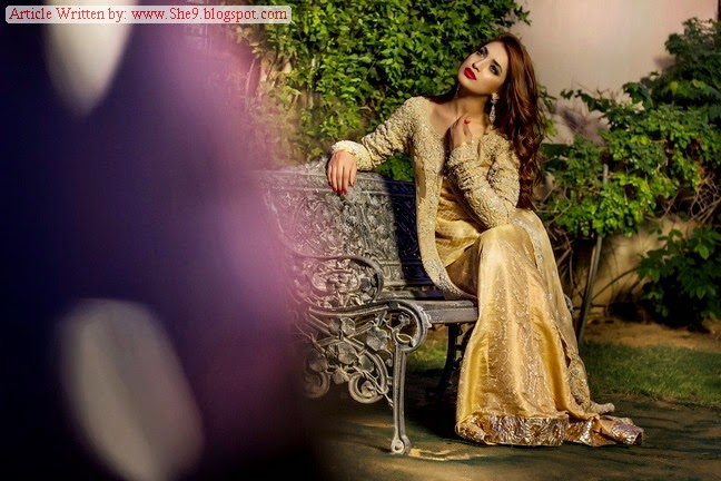 Mifrah- Formal Eid Collection 2014