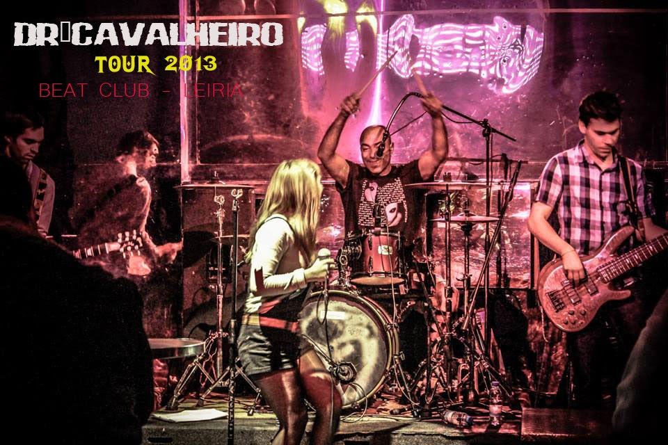 DR.CAVALHEIRO - 2013 TOUR BEAT CLUB LEIRIA