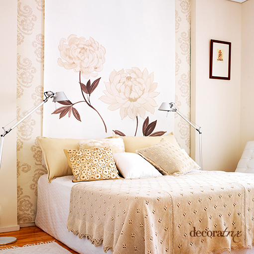 Via centostelle 41 marzo 2012 - Decoracion pared cama ...
