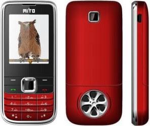 Mito 333 HP Dual SIM Card Murah