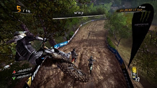 Screenshot MUD - FIM Motocross World Championship