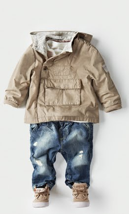 ropa de bebe zara peru