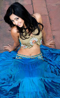 Aindrita, ray, hot, navel, and, cleavage, show