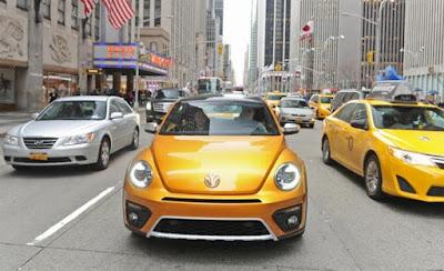 2015 Volkswagen Beetle Dune