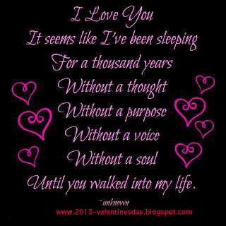 love you Quotes 2014 For valentines day wish