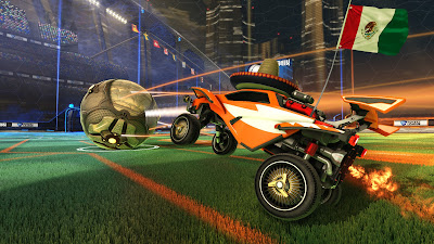 10 Best Couch Co-Op Games Rocket League
