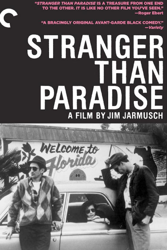 stranger than paradise essay A milestone of independent cinema, jarmusch's second film stranger than paradise came out of the 70s maverick directors movement, but he imbued it with his idiosyncratic, deadpan tone, humor, and nyc cool.
