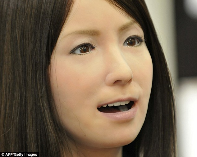 The 'world's sexiest robot' revealed