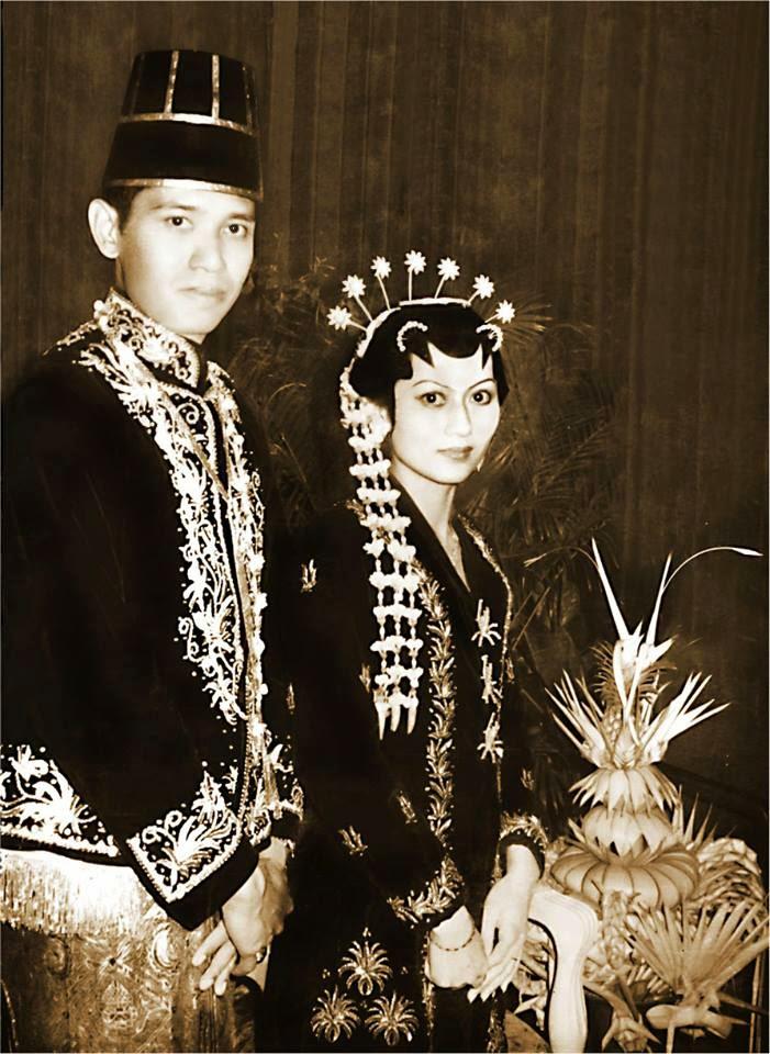 Foto SBY saat muda banget