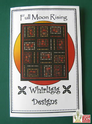Full Moon Rising by Whirligig Designs