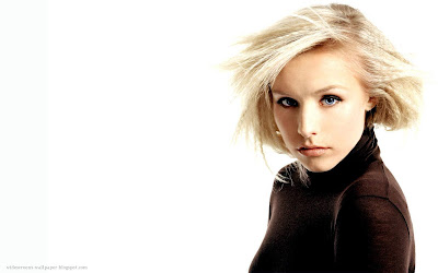 Kristen Bell Hair Wallpaper - Celebrity Close-Ups Wallpapers