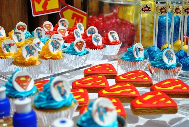 Superman Birthday Party Ideas  Birthday Party Concepts
