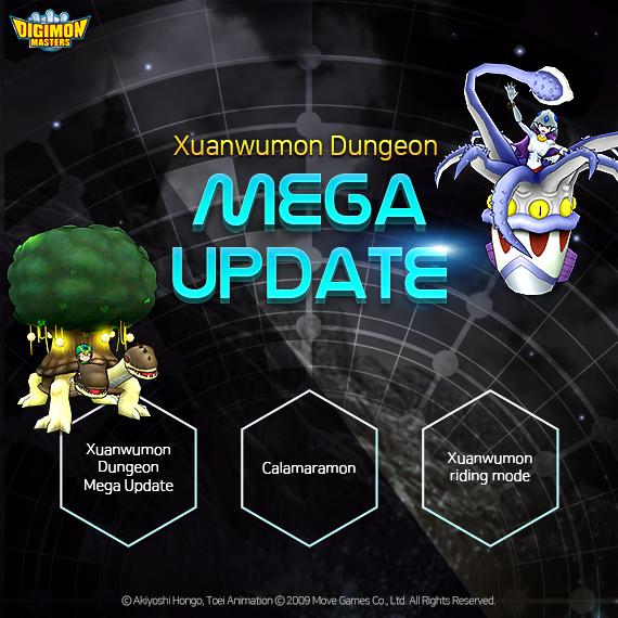 Digimon masters online big updates gumiabroncs Images