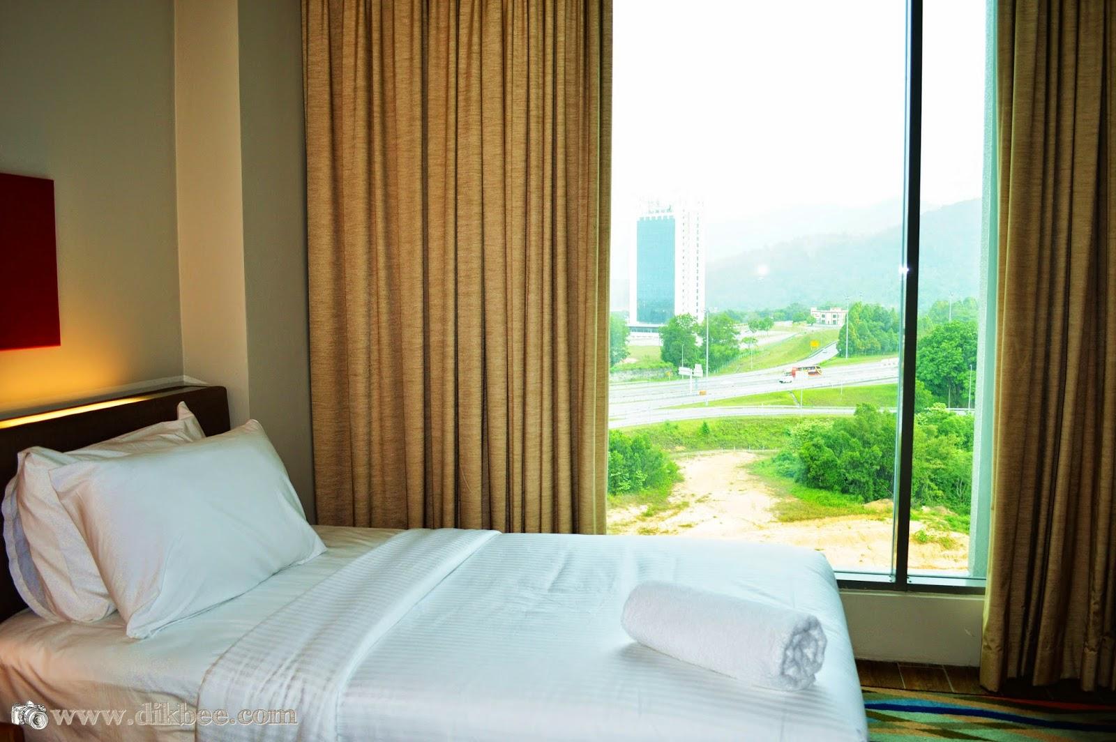 Bilik Hotel Casuarina @ Meru