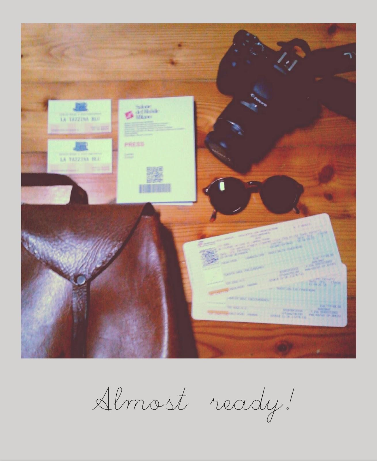 Tutto è pronto per la Milano Design Week!