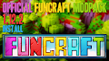 HOW TO INSTALL<br>Official FunCraft Modpack [<b>1.12.2</b>]<br>▽