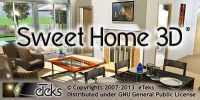 Programas Open Source Freewere Sweet Home 3d