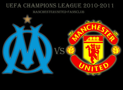 Marseille vs Manchester United, Knock Out Stages Champions League