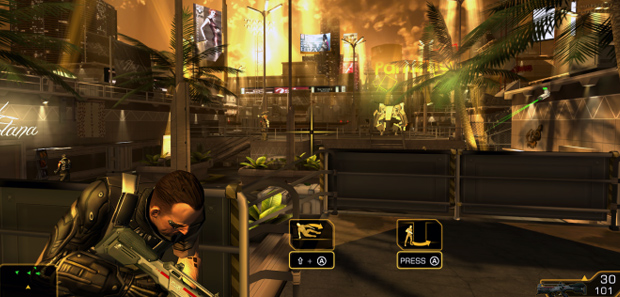 Deus Ex The Fall Headed to Steam Next Month
