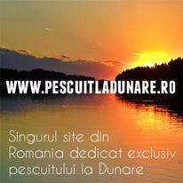 Pescuit la Dunare
