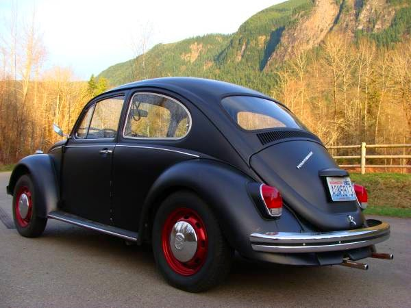 Used 1968 VW Bug by Owner