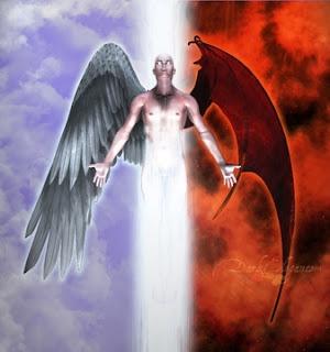 angel demonio