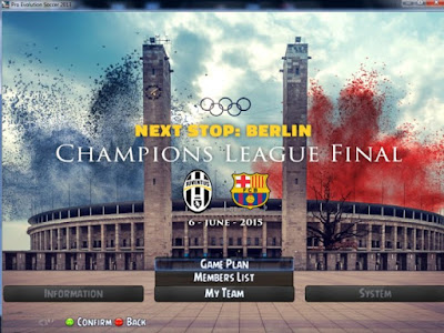 PES 2013 UCL Final Graphic Patch By Alireza Hadidi