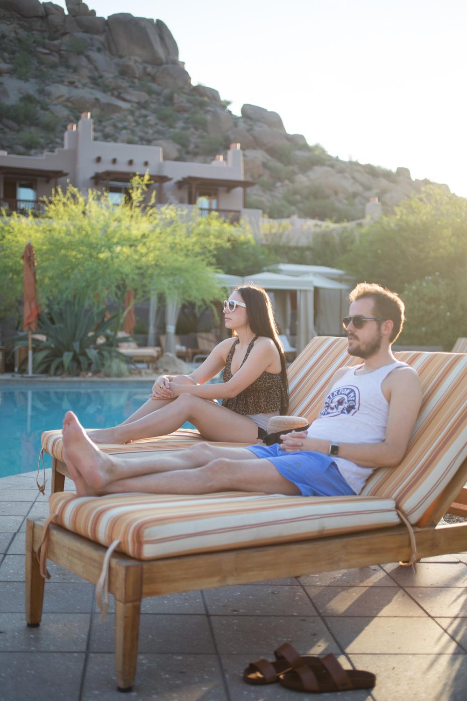 Four Seasons Resort Scottsdale at Troon North Outdoor Pool