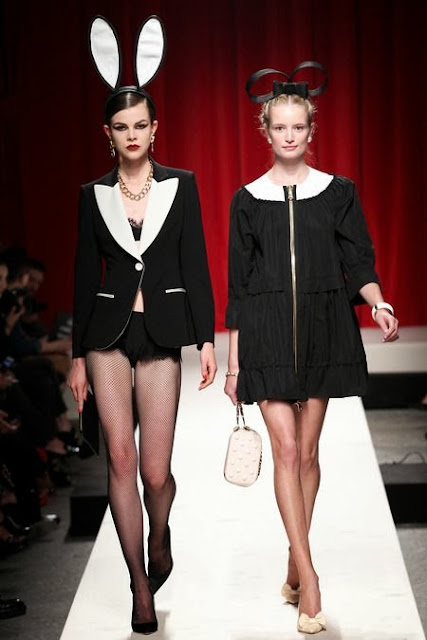 Fetish Fashion : Moschino Spring 2014 Ready-to-Wear Collection