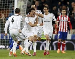 Pepe, jugador del Real Madrid, marcó el primer gol