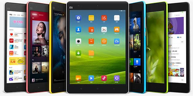 Xiaomi Mi Pad vs NVIDIA Shield - Specs Comparison