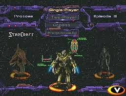 Starcraft Game Perang Strategi
