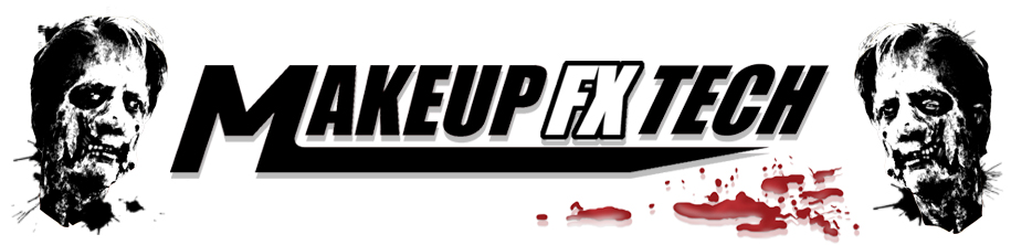 Makeup FX Tech | Special Makeup Effects News | Tutorials