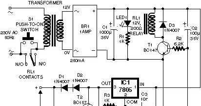 Latching Relay Schematic Diagram also 120vac Wiring Diagram furthermore 8 Pin Dpdt Relay Wiring Diagram together with 8 Pin Relay Base Wiring Diagram additionally Relay Socket Wiring Diagram. on 120 volt relay 8 pin diagram
