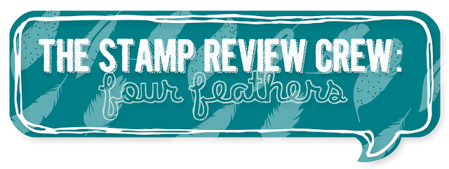 http://stampreviewcrew.blogspot.com/2015/05/stamp-review-crew-four-feathers-edition.html