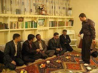 kesederhanaan-pernikahan-putra-ahmadinejad