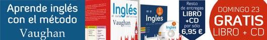 Aprende Inglés con el Método Vaughan - Promociones La Nueva España