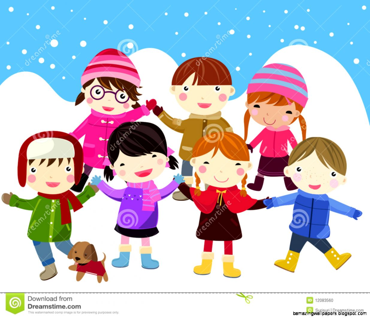 Snow Clipart For Kids 10077  WEBNODE