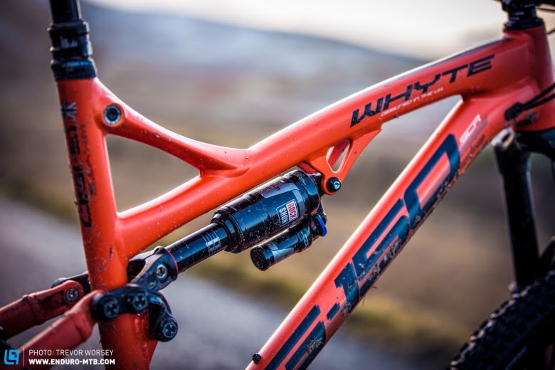 Bike News, New Bike, New Product, Report, whyte g-150 scr