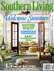Featured in Southern Living Magazine June 2011