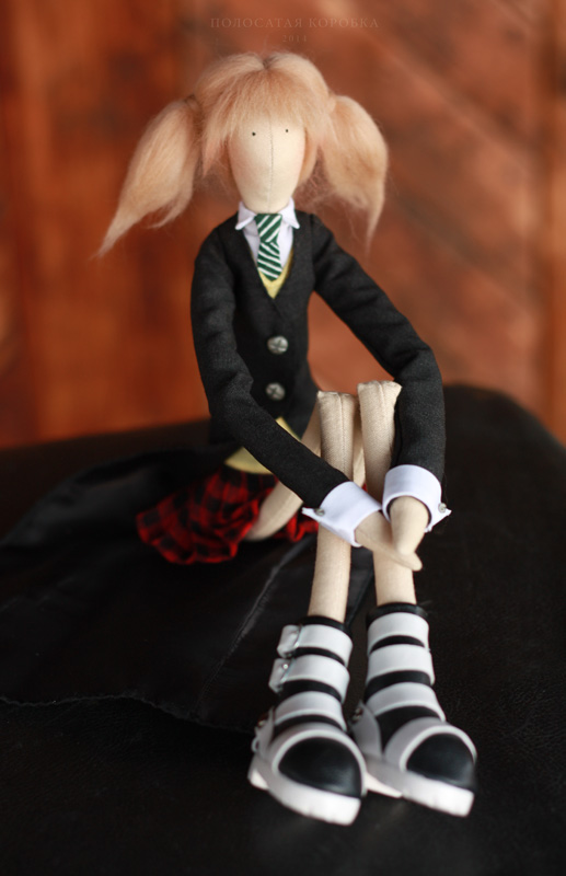 Кукла Мака Албан Maka Albarn Doll