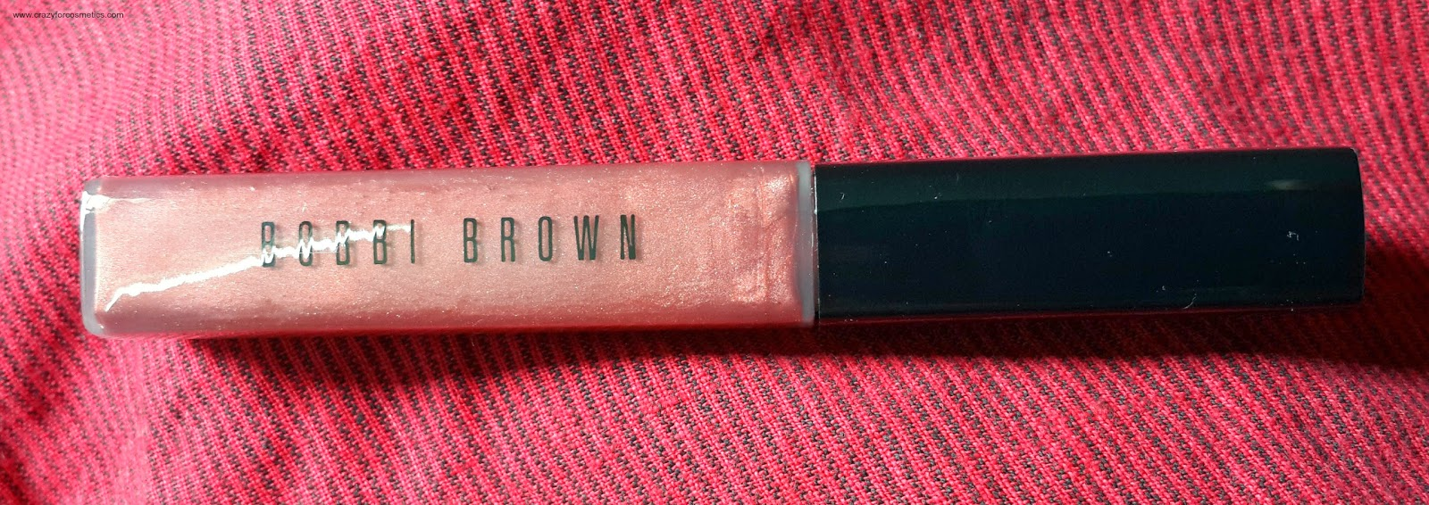 bobbi brown shimmer lip gloss Ruby Sugar review-bobbi brown shimmer lip gloss in India-bobbi brown in india