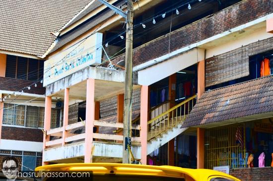 Foto 2014 Pasar Besar Siti Khadijah, Kota Bharu, Kelantan