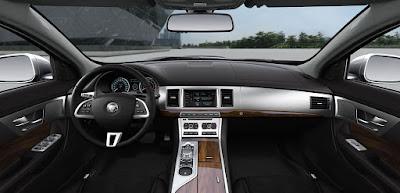 Giá xe Jaguar XF 2016
